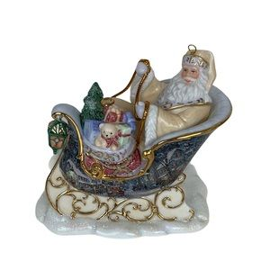 Thomas Kinkade Spirit of Endless Joy Ornament
